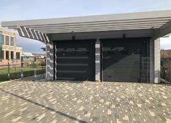 Купить гаражные ворота в Оренбурге